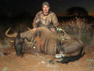 Jim Wilson and the Blue Wildebeest 1