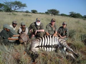 Leo's Zebra 1