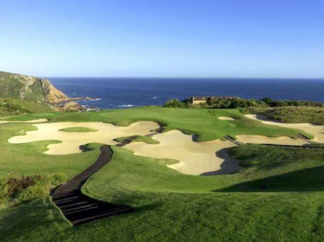 Pezula golf course