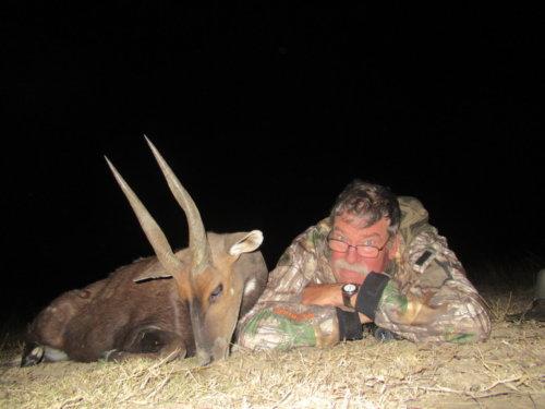 Jim Force Bushbuck 2