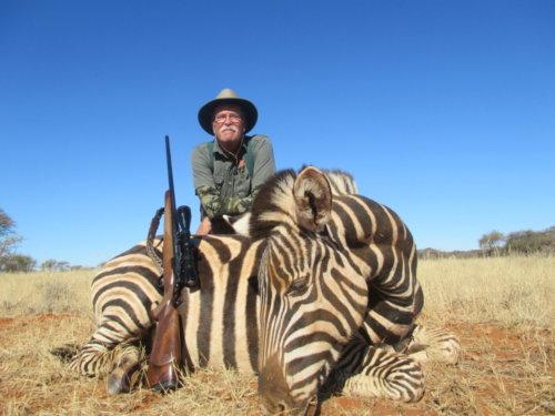 Jim Force Zebra