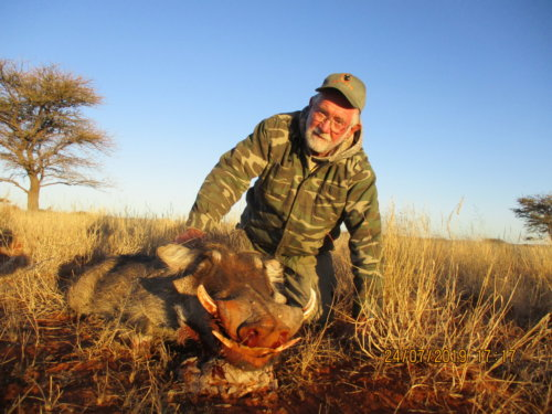Mark Kemp Warthog