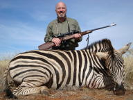 Mitch Henry's Zebra